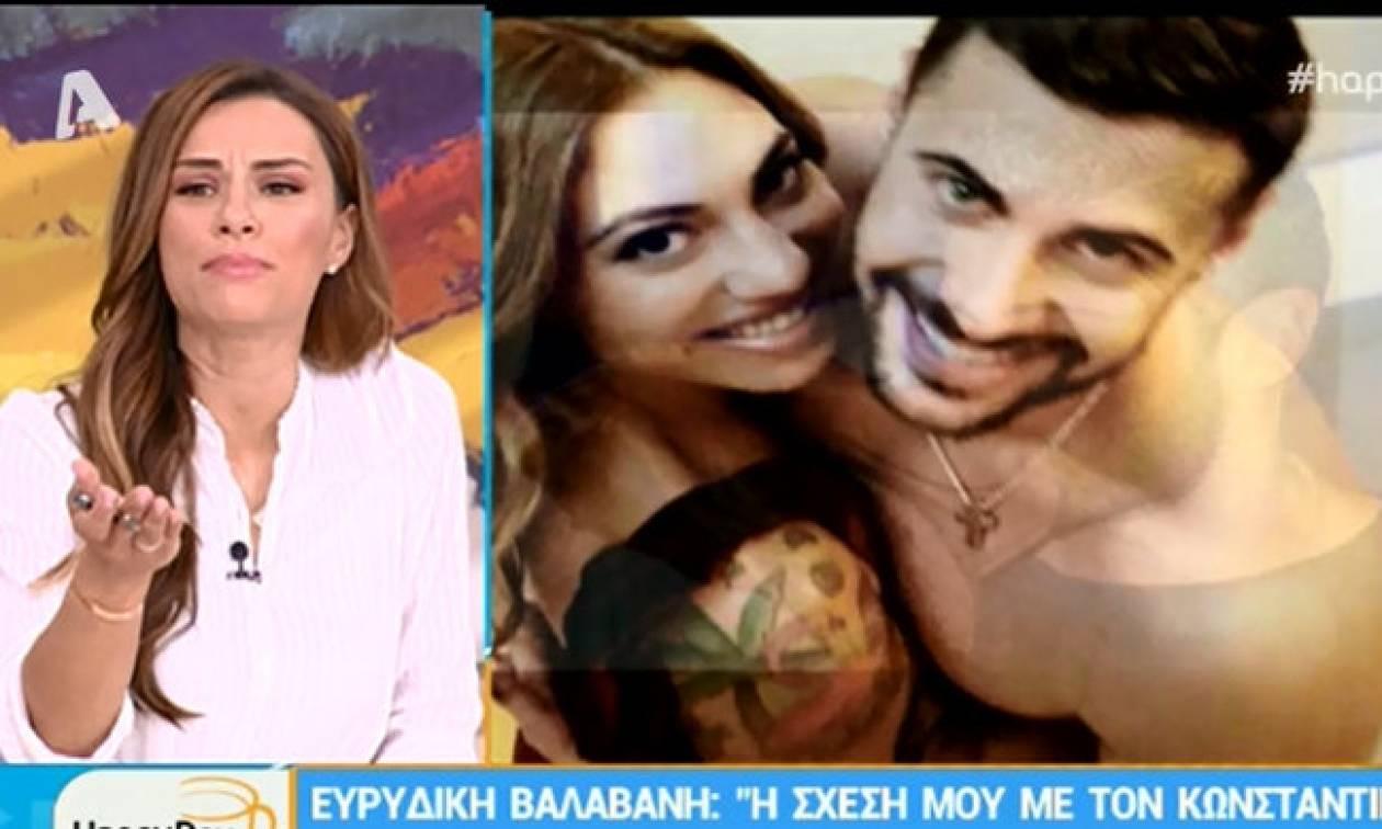 Τσολάκη: «Γνωρίζω περισσότερα πράγματα για τη σχέση Ευρυδίκης- Βασάλου, παρά για τη δική μου»