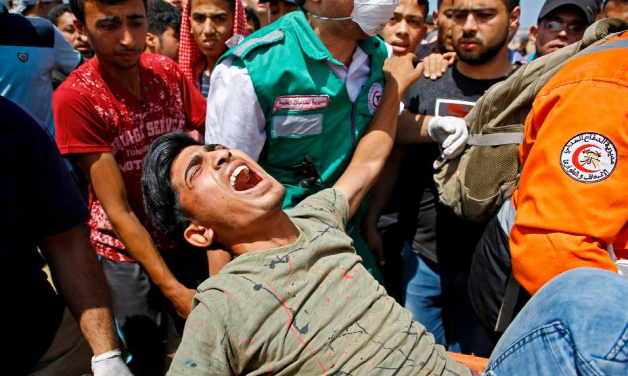 Κραυγή απόγνωσης από τη Γάζα: Ζητούν διεθνή επέμβαση για να σταματήσει η σφαγή από το Ισραήλ