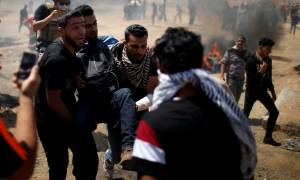 Σφαγή στη Γάζα: Για εγκλήματα πολέμου κατηγορεί η  Διεθνής Αμνηστία το Ισραήλ