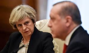 Δεν τον θέλουν! Αγανακτισμένοι οι Βρετανοί με την επίσκεψη Ερντογάν στο Λονδίνο