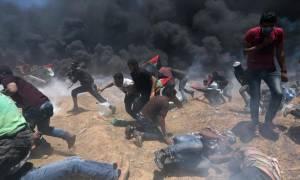 Η Γάζα «πνίγηκε» στο αίμα: Ισραηλινοί δολοφόνησαν εν ψυχρώ δεκάδες Παλαιστίνιους (Pics+Vids)
