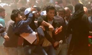 Χωρίς συναίσθηση! Ο προκλητικός Νετανιάχου χαρακτήρισε τη σφαγή στη Γάζα «αυτοάμυνα»...