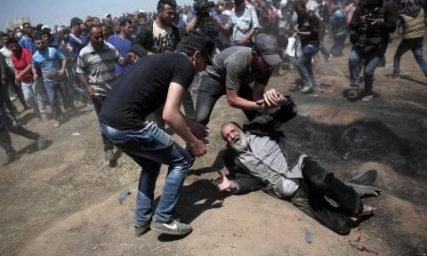 Δεν καταδικάζουν τη σφαγή στη Γάζα οι ΗΠΑ: Ρίχνουν την ευθύνη στη Χαμάς
