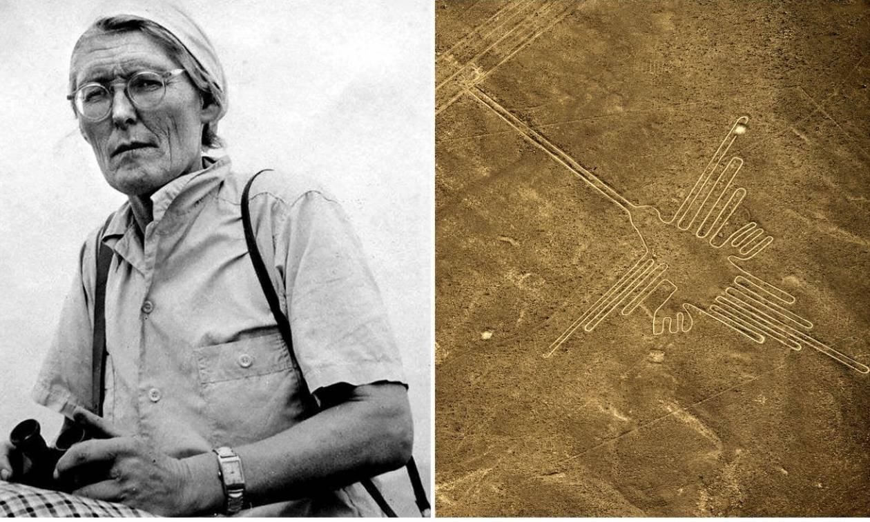 Maria Reiche: Ποια είναι η Γερμανίδα μαθηματικός και αρχαιολόγος που τιμά η Google