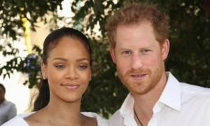 Όταν ρώτησαν τη Rihanna αν θα βρίσκεται στο βασιλικό γάμο, η απάντηση ήταν πληρωμένη…