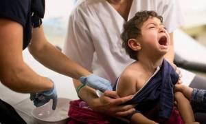 ΚΕΕΛΠΝΟ: 23.000 νέες δόσεις εμβολίου έναντι της ιλαράς
