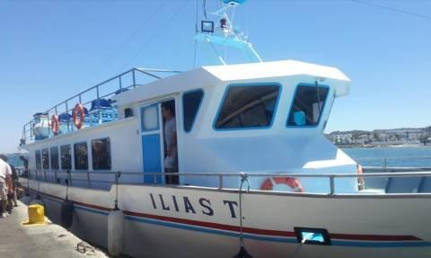 Προκαλούν οι Τούρκοι: Απαγόρευσαν τον απόπλου ελληνικού πλοίου από την Αλικαρνασσό