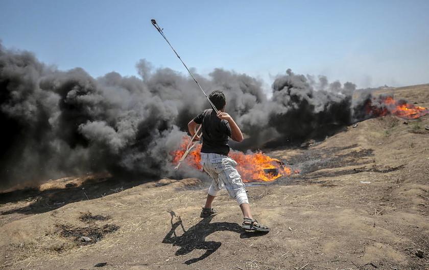 Στο αίμα βάφτηκε και σήμερα η Γάζα: Αυξάνεται ο αριθμός των νεκρών (Pics)