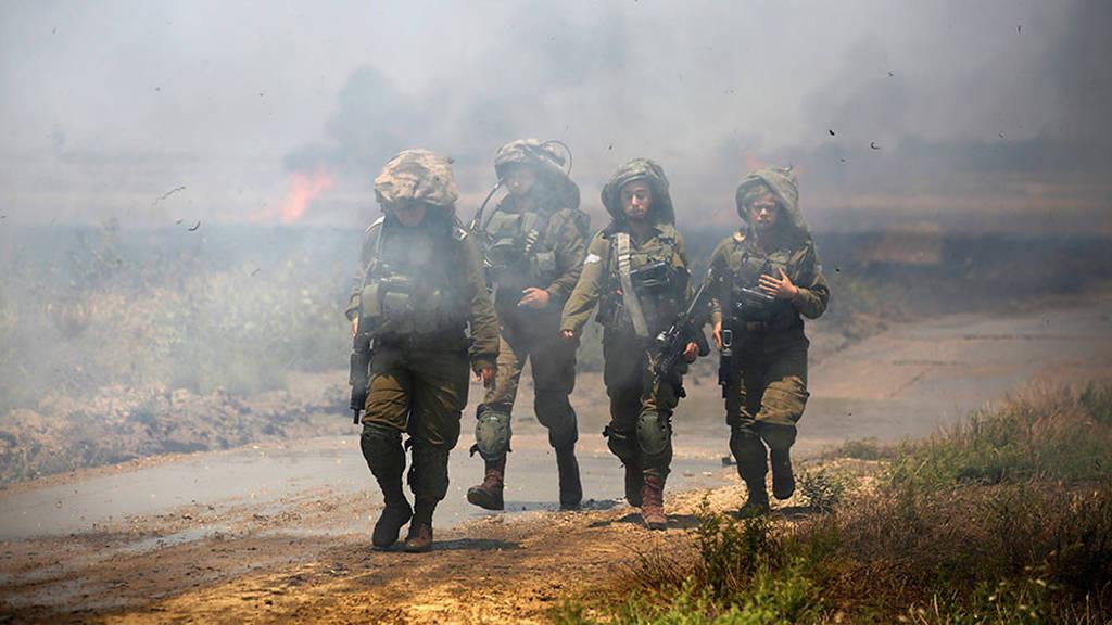 «Μετράνε» νεκρούς στη Γάζα και η Μέι ζητά «αυτοσυγκράτηση» από όλες τις πλευρές...