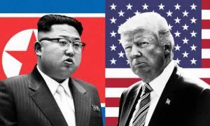 Ο Κιμ Γιονγκ Ουν απειλεί να «τινάξει» τη συνάντηση με τον Τραμπ στον αέρα (Pics)