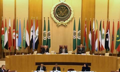Ο Αραβικός Σύνδεσμος συνεδριάζει για την ισραηλινοπαλαιστινιακή κρίση
