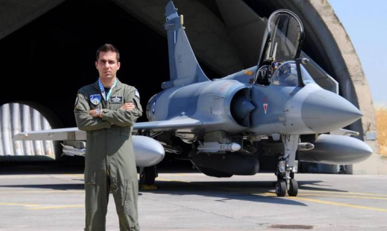 «Μίλησε» ο καταγραφέας του μοιραίου Mirage 2000-5: Πώς σκοτώθηκε ο σμηναγός Γιώργος Μπαλταδώρος