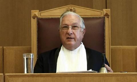 Παραιτήθηκε ο πρόεδρος του ΣτΕ, Νικόλαος Σακελλαρίου