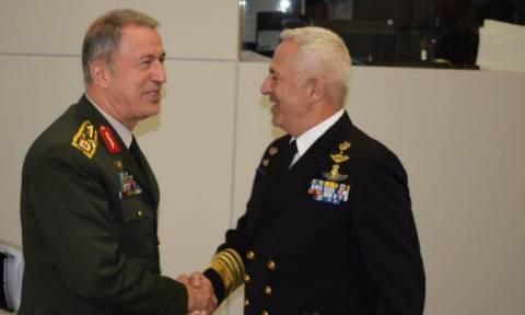 Αυστηρό μήνυμα Αρχηγού ΓΕΕΘΑ σε Τούρκο στρατηγό: Απελευθερώστε άμεσα τους δύο Έλληνες στρατιωτικούς