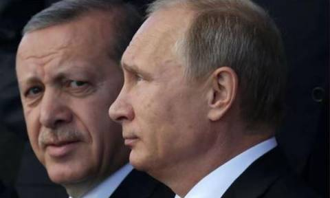 Έκτακτη τηλεφωνική επικοινωνία Πούτιν – Ερντογάν για τη σφαγή στη Γάζα