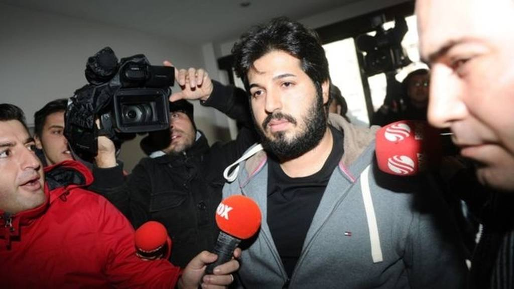 Έκθετος διεθνώς ο Ερντογάν: Ένοχος ο Τούρκος τραπεζίτης που τον ενέπλεξε σε σκάνδαλο με μίζες