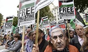 Στα άκρα η κόντρα Τουρκίας – Ισραήλ: Μετά τον διπλωματικό πόλεμο η ένταση μεταφέρεται στους δρόμους