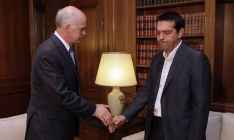 Αποκάλυψη βόμβα Newsbomb.gr: Τι ζήτησε ο Παπανδρέου από τον Τσίπρα;