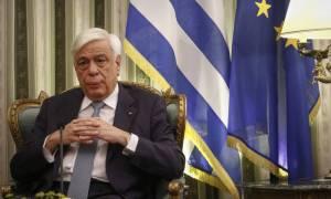 Αυστηρά μηνύματα Παυλόπουλου σε Σκόπια και Τουρκία