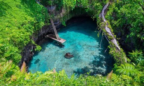 Τα 8 ομορφότερα μέρη στον κόσμο για καλοκαιρινές βουτιές