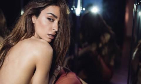 Ελένη Φουρέιρα: Η γυμνή φωτογραφία της στο instagram