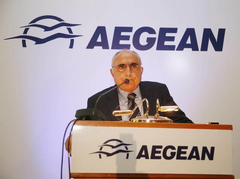 Θάνατος Βασιλάκη: Ποιος ήταν ο ιδρυτής και πρόεδρος της AEGEAN