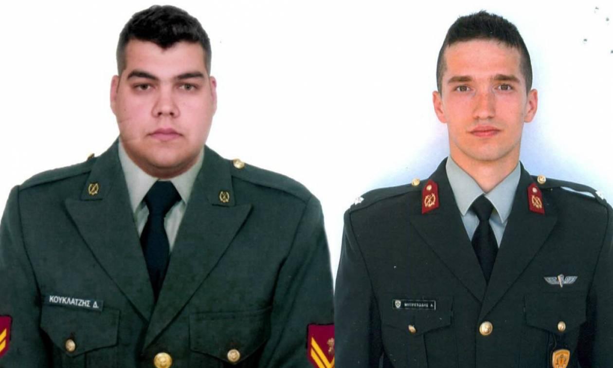 Έλληνες στρατιωτικοί: Μετατίθενται στην Άγκυρα Μητρετώδης και Κούκλατζης