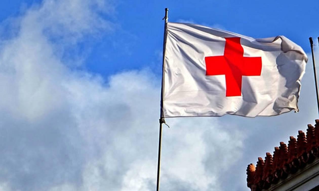 Αυγερινός: Η καθοδική πορεία του Ελληνικού Ερυθρού Σταυρού