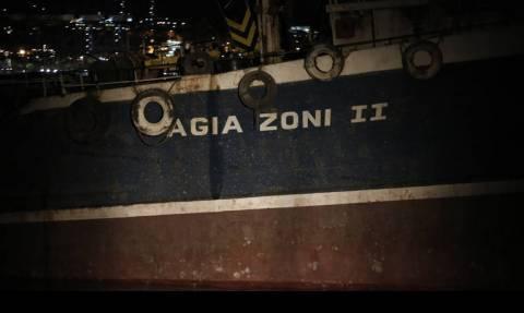 Νέες διαρροές στα δεξαμενόπλοια «Αγία Ζώνη» - Συνελήφθη ο ιδιοκτήτης