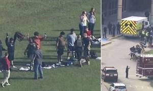 Μακελειό στο Τέξας: Τουλάχιστον 8 νεκροί από πυροβολισμούς σε σχολείο (pics+vids)