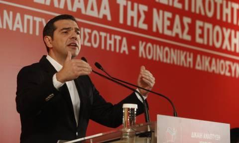 Συνεδριάζει το Σάββατο (19/05) η Κ.Ε. του ΣΥΡΙΖΑ – Τι θα πει ο Αλέξης Τσίπρας