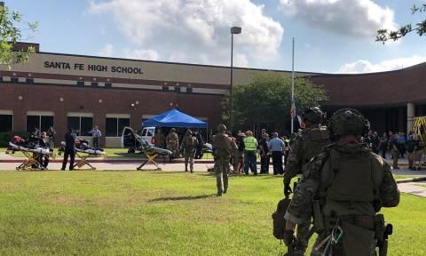 Μακελειό στο Τέξας: Βρέθηκαν εκρηκτικoί μηχανισμοί στο σχολείο (vid)