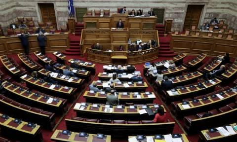 Βουλή - Υπόθεση Novartis: Αποχώρησε η αντιπολίτευση από την Ολομέλεια