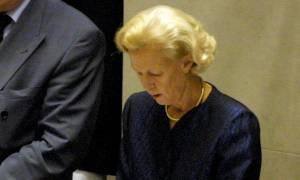 Πέθανε η πρώην πρόεδρος του Ευρωπαϊκού Κοινοβουλίου Νικόλ Φοντέν