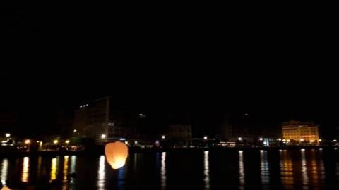 Ημέρα Γενοκτονίας των Ποντίων: 99 φαναράκια στον ουρανό της Θεσσαλονίκης στη μνήμη των θυμάτων (vid)