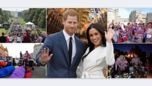 Πριγκιπικός γάμος Harry-Meghan: Το τελευταίο βράδυ των μελλόνυμφων και οι λεπτομέρειες της τελετής