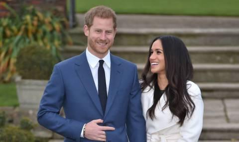 Έτσι θα αποκαλούνται πλέον ο Χάρι και η Μέγκαν μετά τον γάμο τους