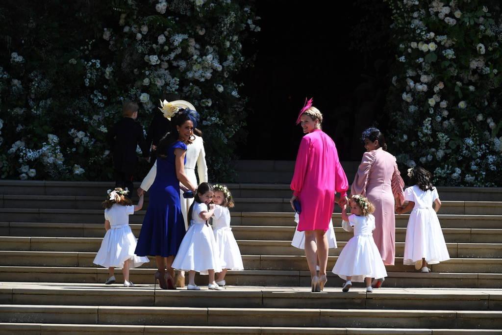 Η μεγάλη μέρα έφτασε! Βασιλικός γάμος για τον πρίγκιπα Χάρι και τη Μέγκαν Μαρκλ (pics)
