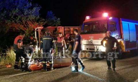 Θρήνος: Νεκρός ο Κώστας Γιαννόπουλος (ΠΡΟΣΟΧΗ - ΣΚΛΗΡΕΣ ΕΙΚΟΝΕΣ)