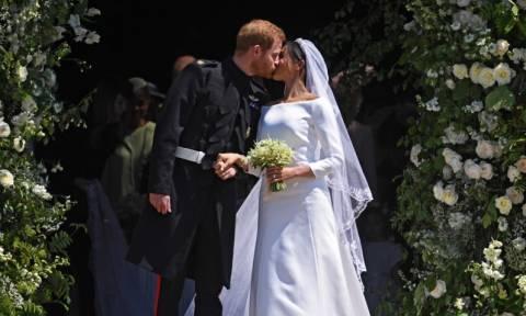 Παραμυθένιος γάμος για τον πρίγκιπα Χάρι και τη Μέγκαν Μαρκλ - Οι στιγμές που ξεχώρισαν (pics&vids)