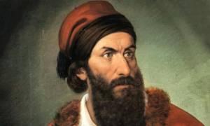 Σαν σήμερα το 1825 πεθαίνει ο Παπαφλέσσας, μία από της ηρωικές μορφές της Ελληνικής Επανάστασης