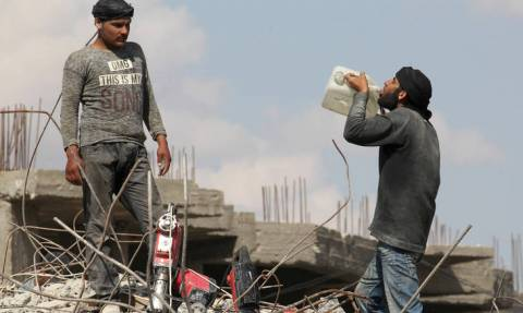 Συρία «Έπεσε» το τελευταίο φρούριο του ISIS κοντά στη Δαμασκό