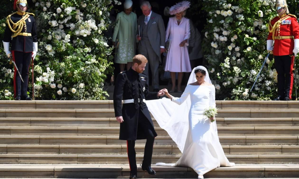 5acac3424573 Γάμος Χάρι - Μέγκαν  Ο δρόμος για το ιερό