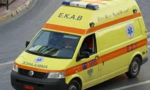 Θανατηφόρο τροχαίο στον Ωρωπό: Ένας νεκρός κι ένας τραυματίας