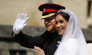 Γάμος Χάρι – Μέγκαν: Απίστευτο ρεκόρ tweets - Έβαλαν τα καλά τους και τον είδαν από την τηλεόραση!