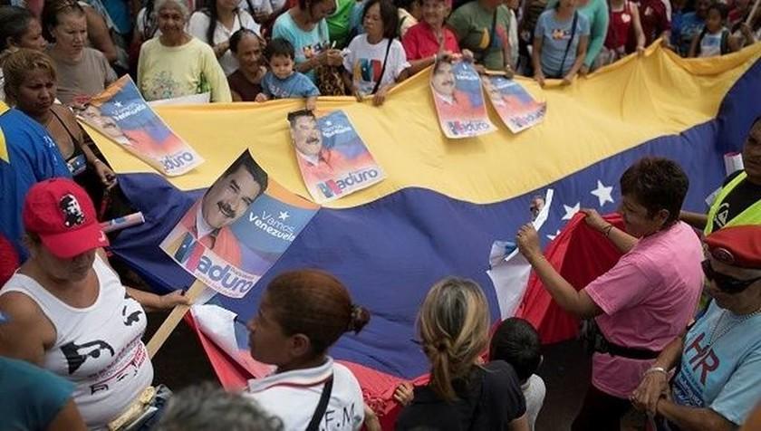 Εκλογές Βενεζουέλα: Οι ΗΠΑ δεν θα αναγνωρίσουν τα αποτελέσματα