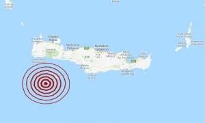 Σεισμός νότια της Γαύδου - Αισθητός σε πολλές περιοχές (pics)