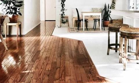 How to: Πώς καθαρίζουμε το ξύλινο πάτωμα;