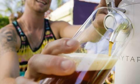 Με αυτό εδώ θα πίνετε βαρελίσια μπύρα όλη μέρα!