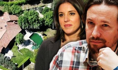 Οργή στους Podemos για την πολυτελή βίλα του Ιγκλέσιας: Εσωκομματική ψηφοφορία για ψήφο εμπιστοσύνης